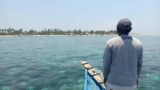 Approaching Baliguian Island, Conce...