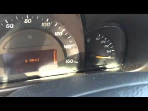 Mercedes benz transmission reset funnydog tv for Mercedes benz limp mode