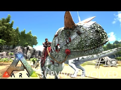 ARK: Survival Evolved - GHOST RIDER !!! - [Ep 12] (Server Gameplay)