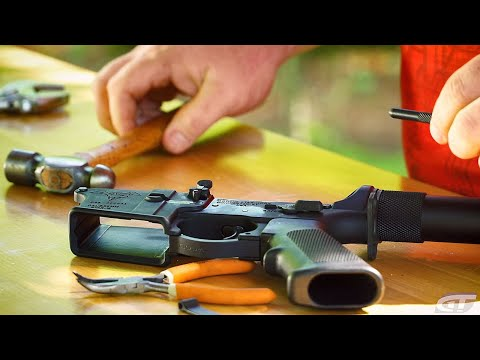 How To Replace Your Trigger Guard | Gun Talk Armorer's Bench