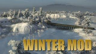Zimowy World of Tanks - WoT Winter Mod - Download