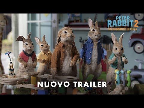 Peter Rabbit 2: Un birbante in fuga - Trailer Internazionale Ufficiale | Prossimamente al Cinema