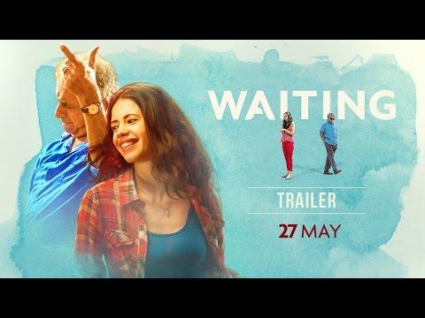 WAITING:    Naseeruddin Shah, Kalki Koechlin  NOW ON DVD