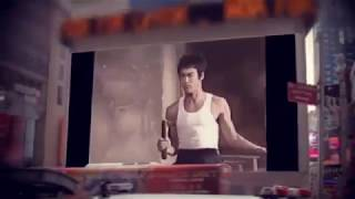 Bruce Lee Video with Enter the Dragon theme and Bruce Lee The Lost Interview