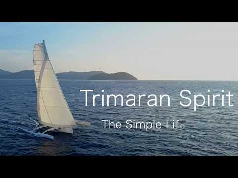 Rope Loops And Soft Shackles Made Easy - Trimaran Spirit - The Simple Life - Ep13