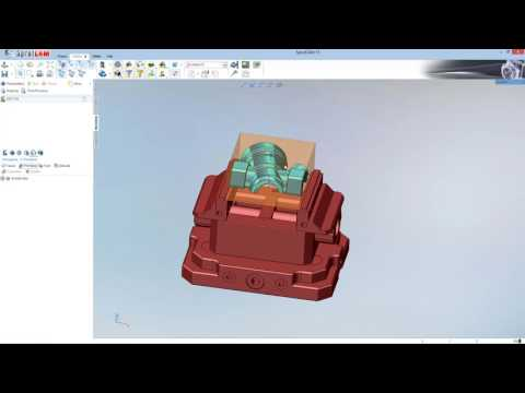 SprutCAM 11 introduction to 3D Milling