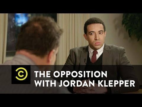 Breitbart's Avant-Garde Approach Journalism - The Opposition w/ Jordan Klepper