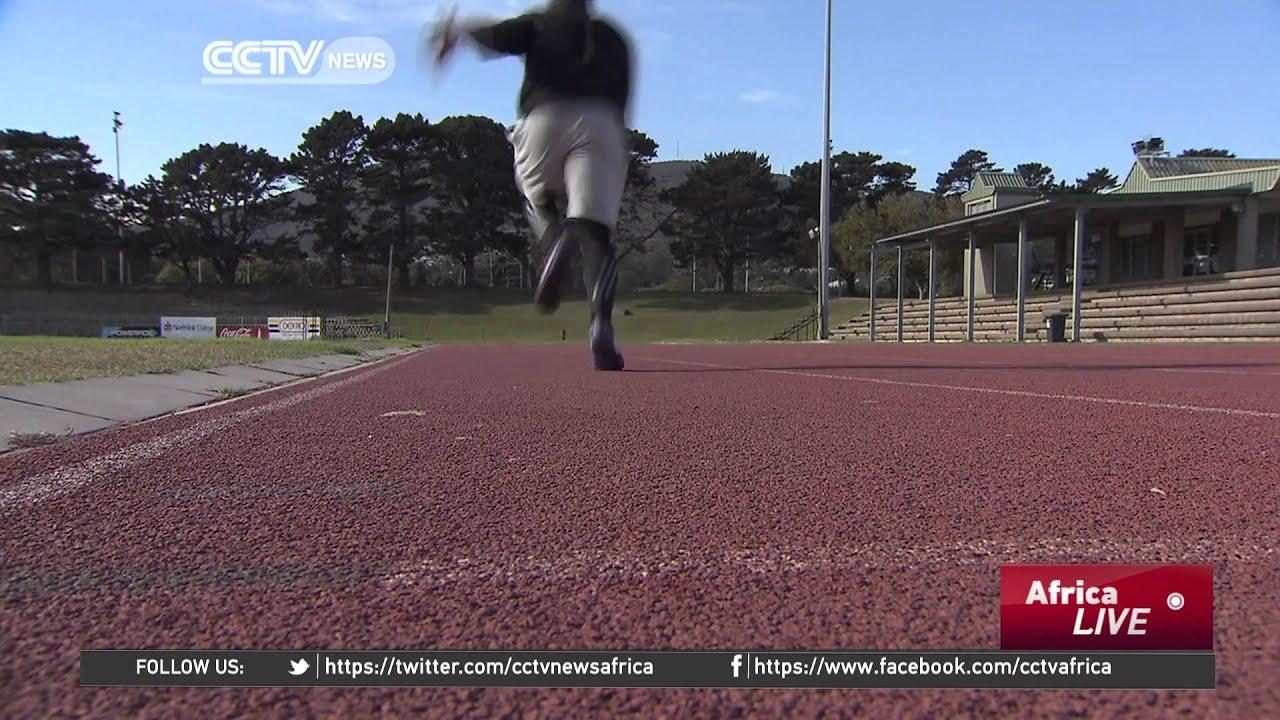 South Africa's splinter, Akani Simbine hopes to sprint to his dreams