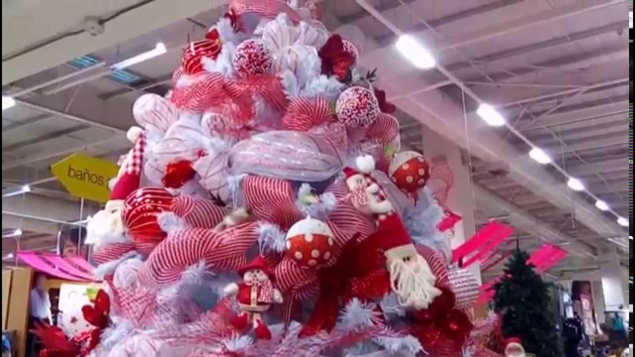 Navidad 2018 tendencias decoracion arboles de navidad for Adornos para arbol de navidad 2016