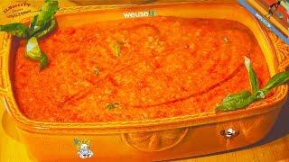 74 - Pappa al pomodoro..fin da bimbo io t'adoro. (sub eng/esp) (piatto unico tradizionale squisito)