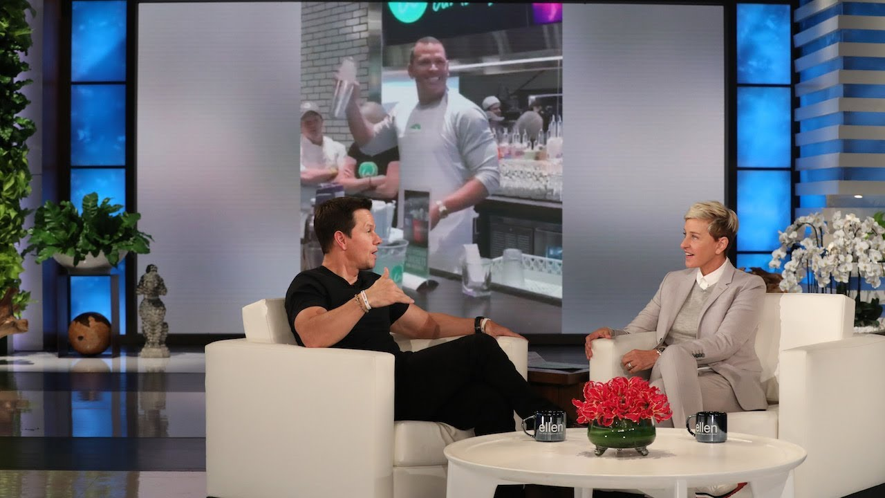 Mark Wahlberg on A-Rod, 'Instant Family' and 'Good Vibrations' (FULL INTERVIEW)