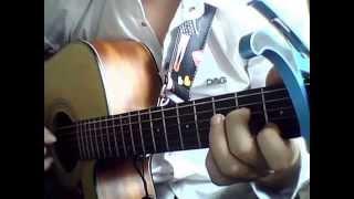 HOA TUYẾT (HARI WON) - TONE NAM - HỢP ÂM CỰC CHUẨN GUITAR