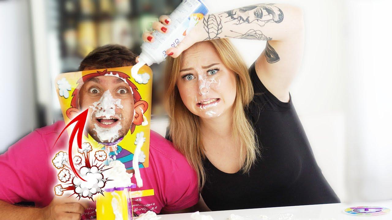 Pie Face Challenge w/SweetieMarket | Šlehačka Všude!