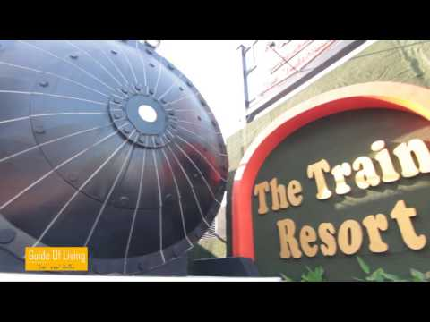 Guide of living The Train resort pattaya