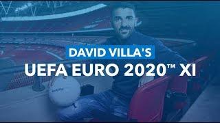 David Villa dévoile son équipe type pour l'Euro 2020 !