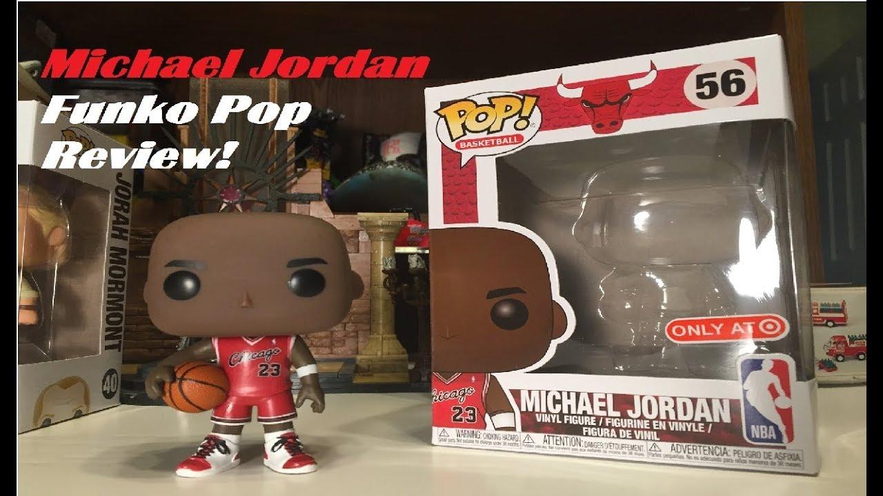 Funko Pop! Michael Jordan Target
