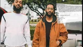 "PART 1-My Phone Call With CRIPS LLC Regarding Blacc Sam Nipsey ""Marathon Continues"" Trademark"