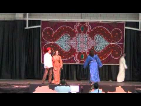 Arab World Fest Fashion Show 2010 Part 3