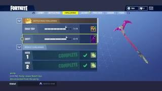 Fortnite new update