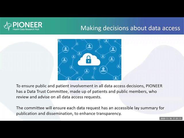 Using health data responsibly