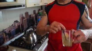 как я развожу и пью желатин