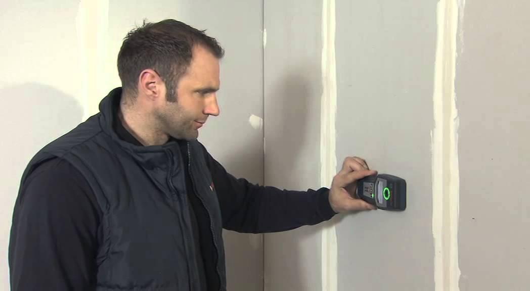 Bosch Multidetektor Gms 120 Professional Youtube