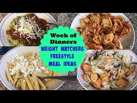 Dinners On A Budget | Weight Watchers Freestyle Dinner Ideas