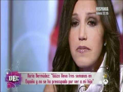 Nuria Bermúdez y sus problemas con Dani Güiza thumbnail