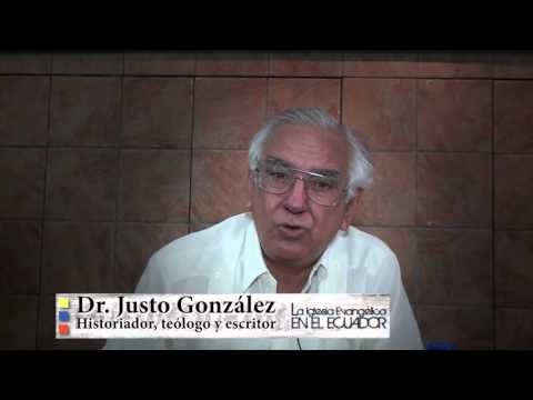 Entrevista al Dr. Justo González