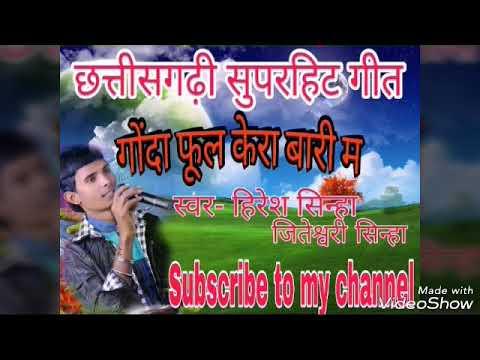Cg Song Hiresh Sinha. Jiteshwari sinha गोंदा फूल केरा बारी म मोला देखें बा आबे ना ,,जरूर सुनिये गा