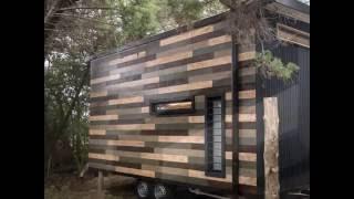 """Tiny House Uruguay """"nomade"""""""