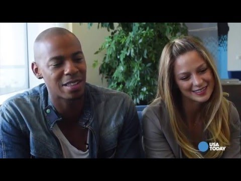 USA Today | Melissa Benoist et Mehcad Brooks #1