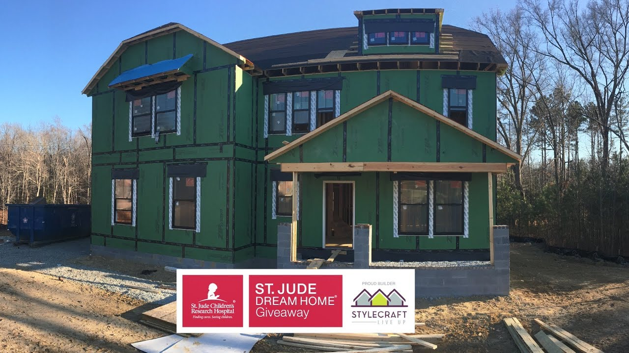 Saint jude house giveaway
