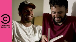 """Hey, I'm A Sunday Times Best Seller"" | Joel & Nish Vs The World"