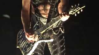 KISS - Black Diamond - live @ Ziggo Dome, Amsterdam, Holland, 18 June 2015