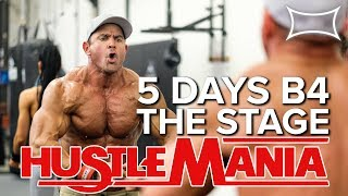 Week of the Bodybuilding Show & Still Hustlin' | Hustlemania 29 thumbnail