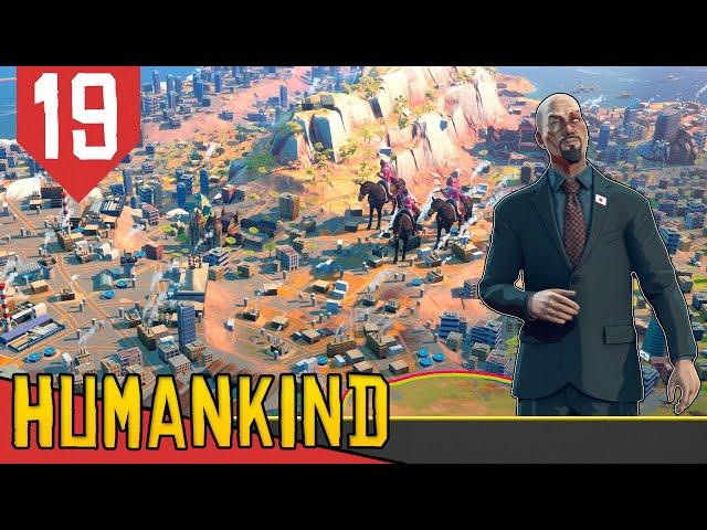 Pesquisando ARMAS NUCLEARES - Humankind #19 [Gameplay Português PT-BR]