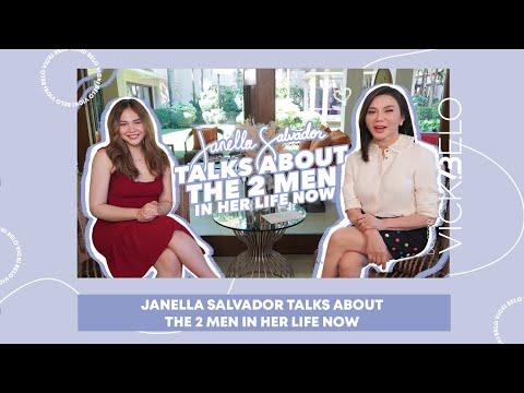 Janella Salvador talks about the 2 Men in her Life Now   Dr. Vicki Belo