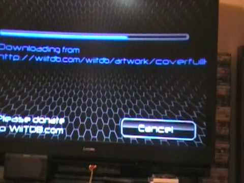 How to Use the WiiFlow USB Loader with an external hard
