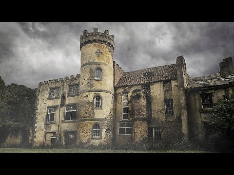 Huge English Manor House Left ABANDONED For Decades
