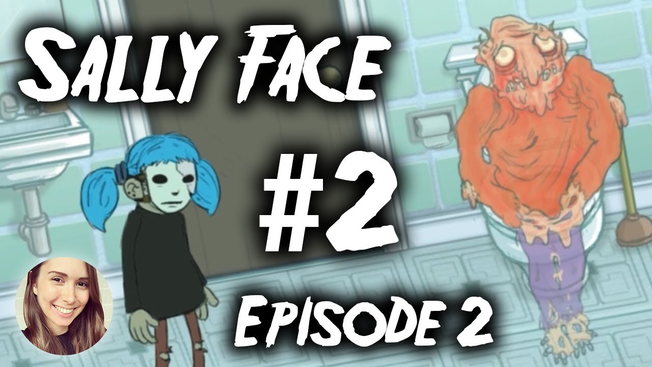 [ Sally Face ] Hunting ghosts with my Gameboy - Episode 2 Part 2