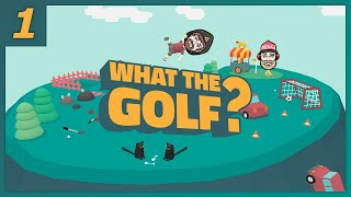 Do you hate golf? Then you'll love this!