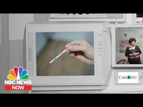 Why Are There So Many More Crisis Pregnancy Centers Than Abortion Clinics? | NBC News Now