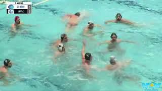 Water-Polo : Championnat de Hongrie 2019-2020 : Eger - Miskolc (Les buts)