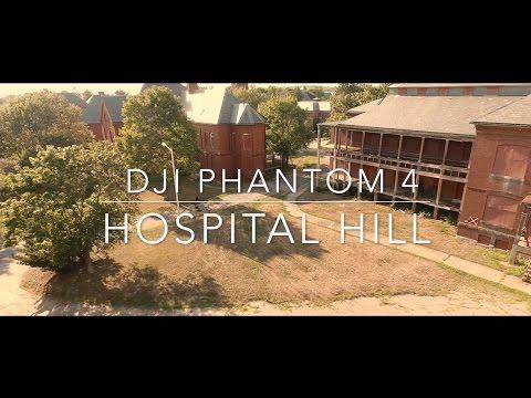 DJI Phantom 4, Hospital Hill