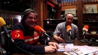 Tirado de Noche - Pop español con Alberto Comesaña y Pablo Perea