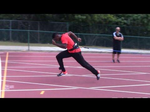 Raptor Track - High Speed Start