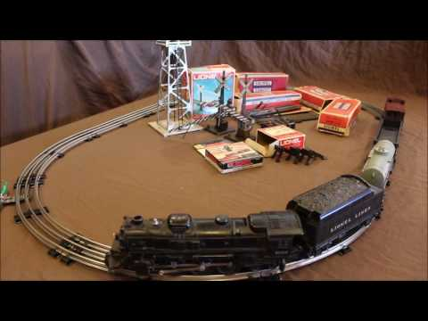 Lionel train set with engine 2026 and accessories