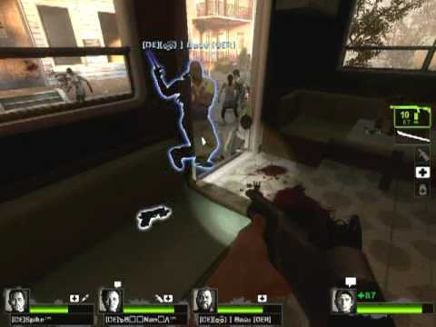 Left 4 Dead 2 - The Parish Versus (german) Part 2/5