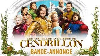 Les nouvelles aventures de Cendrillon Bande annonce officielle HD